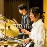 ドラム科講師 篠田 美里