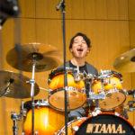 ドラム科講師 楠田 龍仁